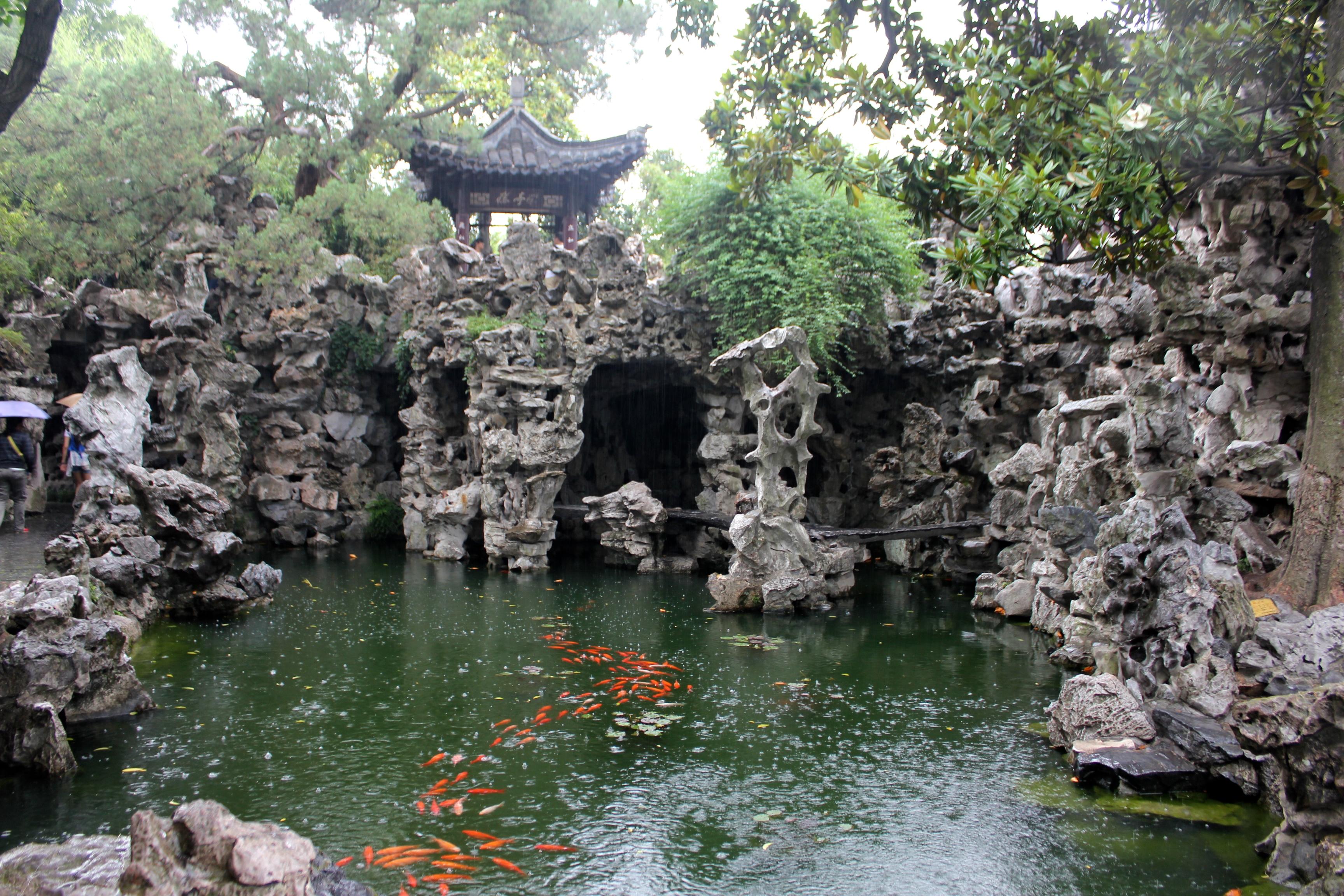Yangzhou China Geyuan Garden Michaels Adventures